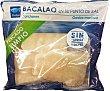 Bacalao congelado punto de sal tacos (sin espinas) Paquete 315 g MAREDEUS