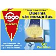 Insecticida eléctrico anti mosquitos en pastillas recambio 60 ud Fogo