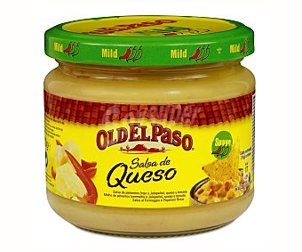 Old el Paso Salsa de queso para nachos 320 g