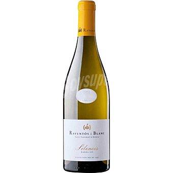 SILENCIS Chardonnay D.O. Penedés Botella 75 cl
