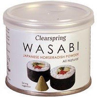 CLEARSPRING Wasabi lata Lata 25 g