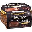 Mousse de chocolate envase 100 g envase 100 g MARIE MORIN