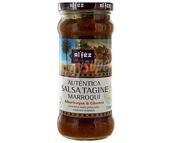 Al'féz Salsa tagine con albaricoque y cilantro 350 g