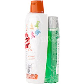 Pack solar F.P.40 NIÑOS400ML+A. SUN +gel ALOE300ML SPRAY200ML