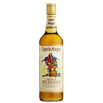 Capitán Morgan Ron Spice Botella 70 cl