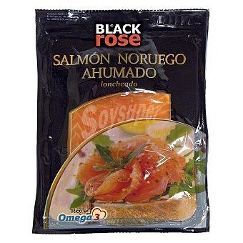 Black Rose Salmón noruego ahumado precortado Bolsa 100 gr