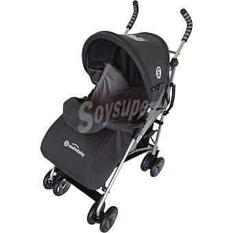 ASALVO 8350 silla de paseo en color carbón