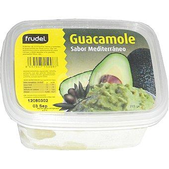Frudel Salsa fresca de guacamole sabor mediterráneo Envase 215 g