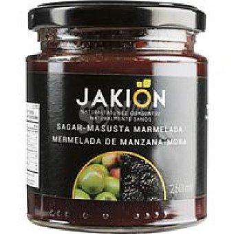 Jakion Mermelada de manzana-mora Frasco 280 g