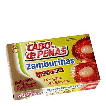 Cabo de Peñas Zamburiñas en salsa de vieira 111 g