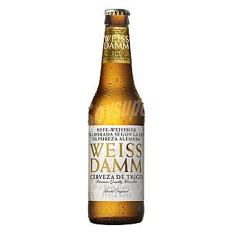 Weiss Damm Cerveza de trigo Botellín 33 cl