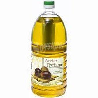Hojiblanca Aceite oliva virgen extra aceite periana Garrafa 2 l