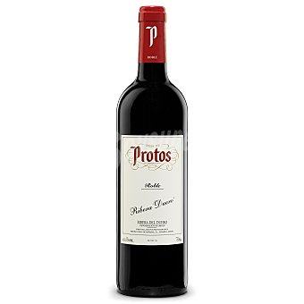 PROTOS vino tinto joven D.O. Ribera del Duero botella 75 cl