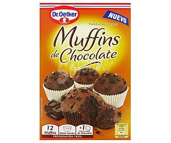 Dr. Oetker Preparado de Muffins de Chocolate 350 g
