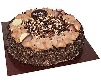 Tarta congelada de trufa 1100 g