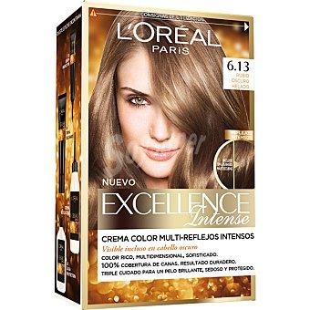 Excellence L'Oréal Paris Tinte intense nº 6.13 Rubio Oscuro Helado 1 unidad