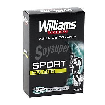 Williams Agua de colonia expert para hombre con fragancia fresca Frasco 200 ml