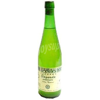 Leartibai Sidra Natural de Bizkaia Botella 75 cl