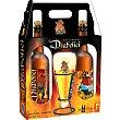 Cerveza rubia belga estuche 2 botellas 75 cl Estuche 2 botellas 75 cl Diabolici