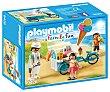 Playmobil carrito de helados playmobil.  Playmobil