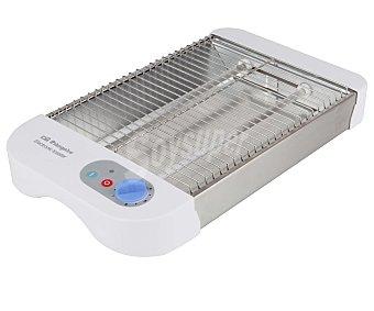 Orbegozo Tostador horizontal TO 1010, multipan, termostato, bandeja recogemigas multipan, termostato, bandeja recogemigas