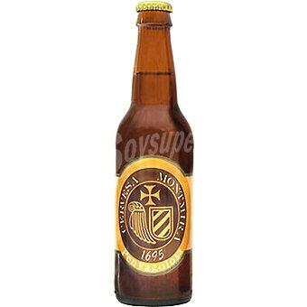 MONTMIRA Penyagolosa Cerveza rubia artesanal Ipa malta de Castellón Botella 33 cl