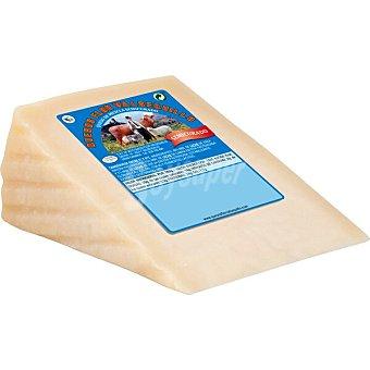 Flor valsequillo queso de cabra semicurado cuña 300 g