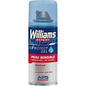 Williams Gel de afeitar mini piel sensible spray 75 ml