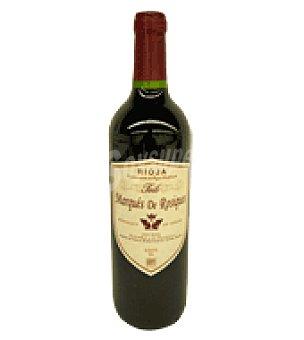 Marqués Rosique Vino tinto D.O Rioja joven Botella de 75 cl