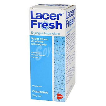 Lacer Lacer Fresh Colutorio botella 500 ml