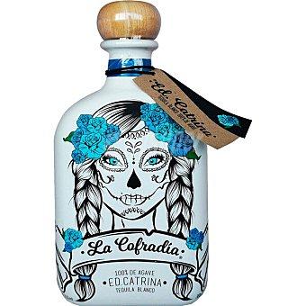La cofradia Tequila blanco 100% Ágave Ed. Catrina México Botella 70 cl