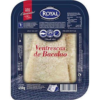 Royal Ventresca de bacalao salado Envase 450 g