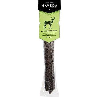 Nevada Salchichón de ciervo pieza 300 g