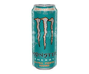 Monster Energy Bebida energética Ultra Fiesta 50 cl