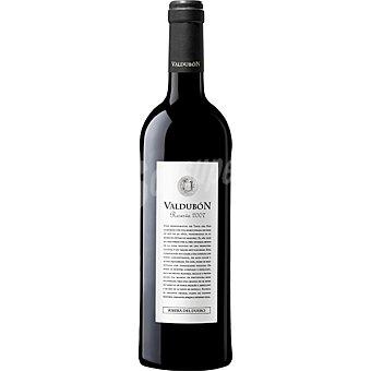 Valdubón Vino tinto reserva D.O. Ribera del Duero botella 75 cl Botella 75 cl