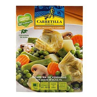 Carretilla Menestra de Verdura 240 g