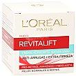 Crema hidratante anti-arrugas para piel normal a mixta Tarro 50 ml Revitalift L'Orèal Paris