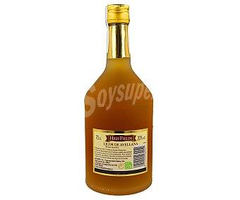 HIGHFIELDS Licor de avellanas Botella de 70 cl
