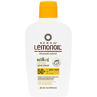 ECRAN LEMONOIL leche solar niños FP-50 frasco 200 ml
