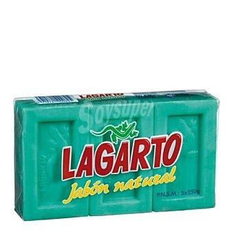 Lagarto Pastilla jabon verde 750 g