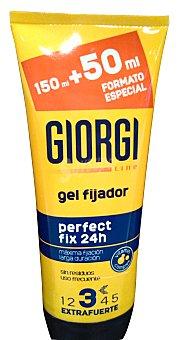 Giorgi Gel cabello fijación extra fuerte Tubo 200 cc