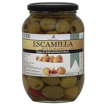 Escamilla Aceitunas gordal sin hueso aliñadas 415 g