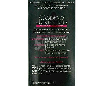 Código Juventud L'Oréal Paris Serum concentrado  30 ml