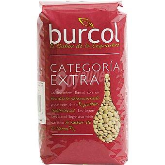 BURCOL LA SABROSA Lenteja castellana Paquete 1 kg