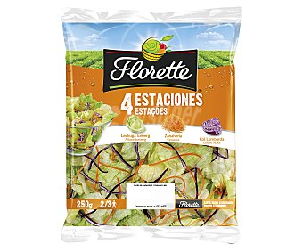 Florette Ensalada 4 Estaciones Bolsa de 250 Gramos