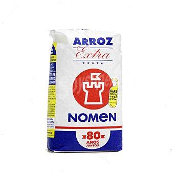 Nomen Arroz redondo extra Paquete 1 kg