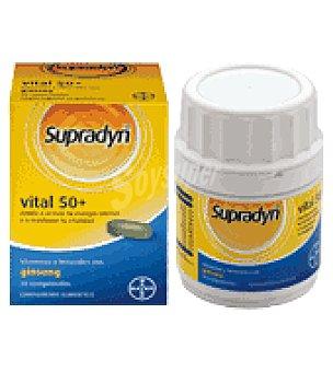 Bayer Supradyn Vital 50+ comprimidos 30 ud