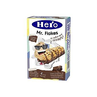 Hero Flakes Choco 4 x 25 g