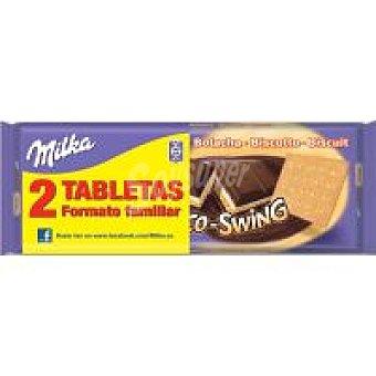 Milka Chocogalleta Pack 2x300 g