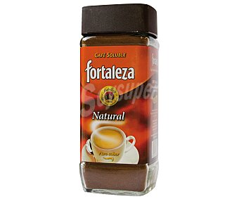 Fortaleza Café soluble natural Frasco 200 g